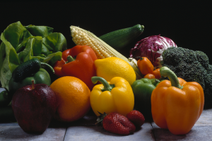 Fresh fruits and vegetables - need help?
