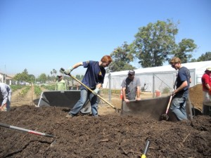 Teen scouts out Redlands food garden project