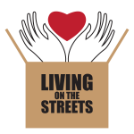 Living on the Streets logo - need help?