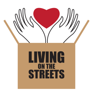 Living on the Streets logo