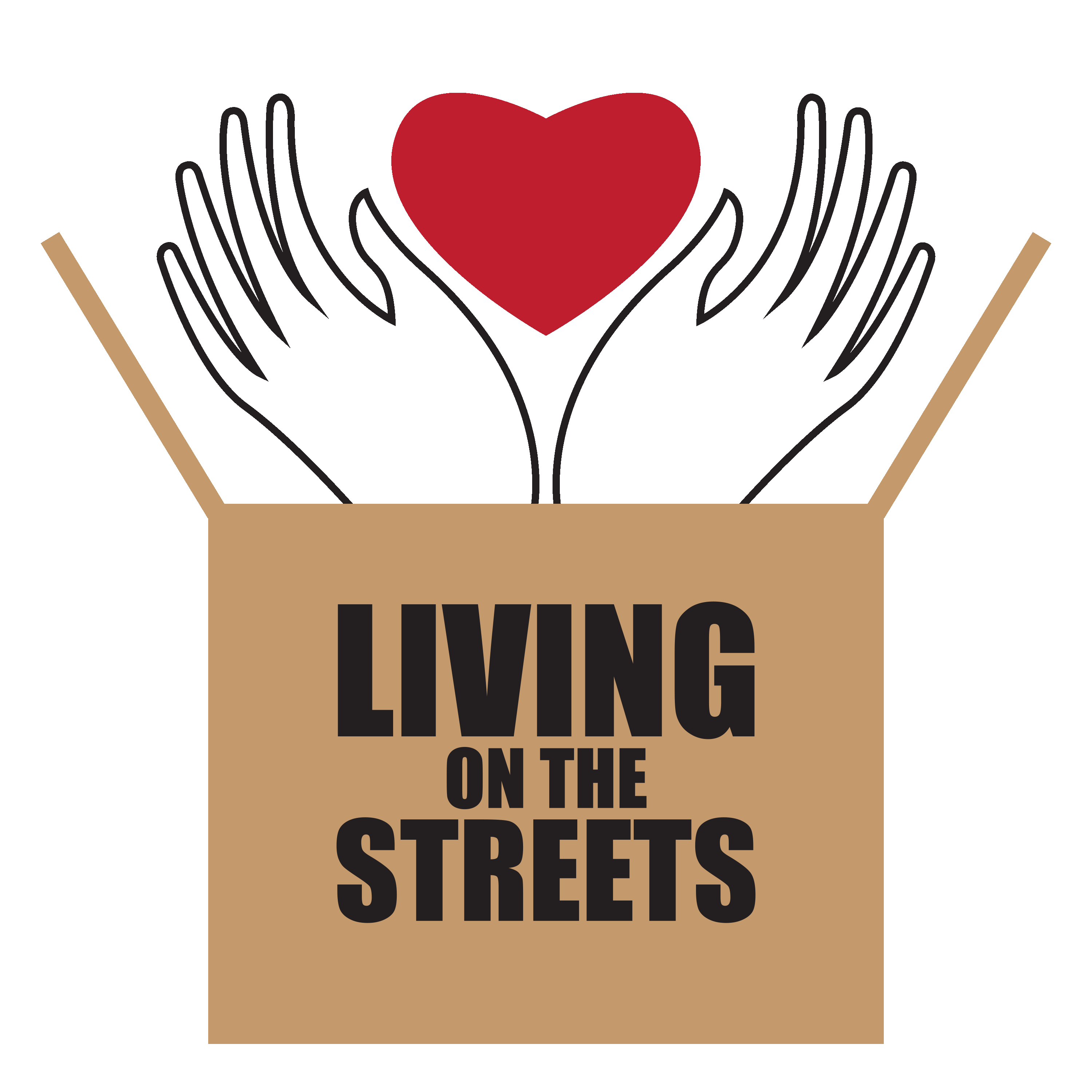 Living on the Streets Helping Hands Pantry